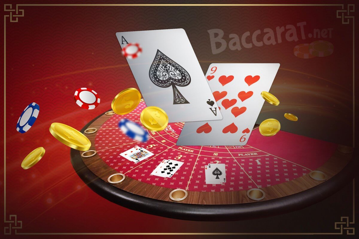 Baccarat – The high risk casino card game with big payouts.